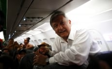 AMLO's travel expenses stand in contrast with Peña Nieto's administration