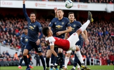 ¡En vivo! Arsenal vs Manchester United, Premier League