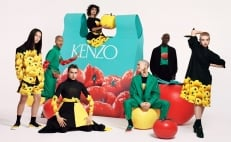 Kenzo pays homage to Mexican gastronomy