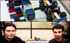 Mexican students create Turing machine made out of Lego blocks