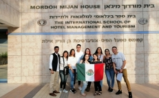 Mexican students were exploited by hotel companies in Israel