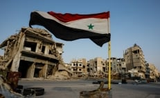 Syrian government forces shell rebel-held northwest
