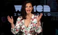Ashley Judd seguirá en la lucha del #MeToo y contra Weinstein