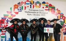Girl Power: Mexican students triumph at Mathematical Olympiad