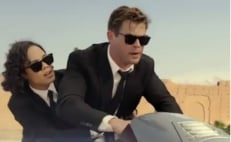 """Hombres de Negro"" renace de la mano de Chris Hemsworth y Tessa Thompson"