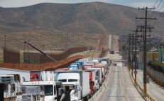 Mexico flags U.S. border delays as detrimental to both countries