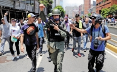 Venezuela needs support from the international community