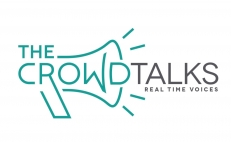 The Crowd Talks_