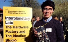 Meet the Mexican student leading a NASA project in the U.S.