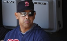 Batea manager de los Red Sox a Donald Trump