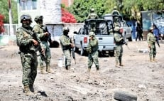 Mexican Navy member killed in attack while patrolling pipeline