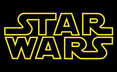 """Star Wars"" logo"