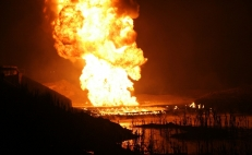 Pipeline explosion in southern Mexico allegedly caused by fuel thieves