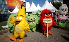 """""""The Angry Birds Movie 2"""""""