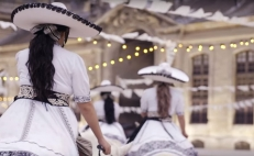 Dior pays homage to Mexican escaramuzas