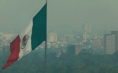 Mexico City government announces measures as environment crisis continues