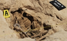 Mexico finds 222 clandestine graves and 337 bodies in 5 months