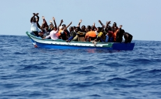 Despite falling numbers, immigration remains divisive European Union issue