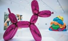 Appearance Stripped Bare: Duchamp and Koons in Mexico City