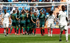 Final de vergüenza para el Real Madrid, pierde contra el Betis