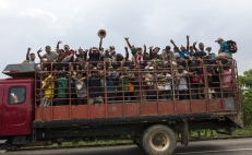 Over 18,000 Central Americans request asylum in Mexico