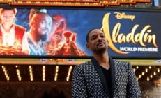 "Will Smith le pone su rap al Genio de ""Aladdín"""