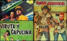 UNAM creates digital catalog of Mexican comic books