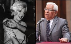 Meet the Mexican who took a controversial photo of Marilyn Monroe