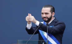 Nayib Bukele sworn in, ending 2-party dominance in El Salvador