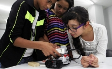 Mexican children changing the world through science