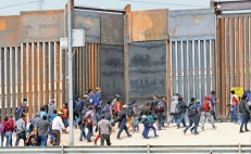 144,000 migrants arrived at Mexico-U.S. border in 2019
