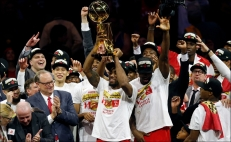 Los Raptors son campeones de la NBA tras derrotar a Warriors