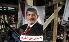 Egypt's ousted Islamist president Mohamed Mursi dies after court hearing