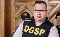 Judge denies Javier Duarte's appeal to avoid jail for enforced disappearance