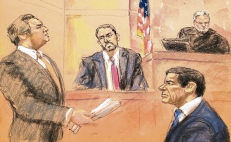 'El Chapo' Guzmán's bid for new trial is rejected