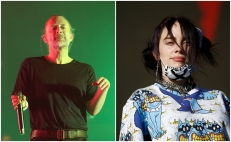 Thom Yorke admira a Billie Eilish