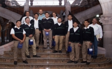 Outstanding CONALEP students will visit NASA