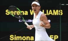 Halep es campeona de Wimbledon tras superar a Williams