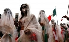 Mexican women feel more at risk than men