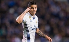 James regresaría al Real Madrid; Bale se va