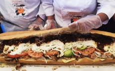 Mexico City wins Guinness World Record for Largest Torta