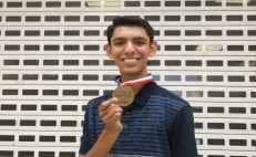 Mexican student wins bronze at International Chemistry Olympiads