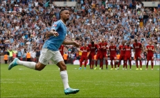 Manchester City se lleva la Commnunity Shield en penaltis ante Liverpool