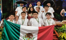 Mexican students helped by Guillermo del Toro excel in Maths Olympiad