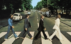 The Beatles en Abbey Road