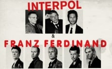 Interpol & Franz Ferdinand in Mexico