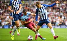¡En vivo! Brighton vs West Ham