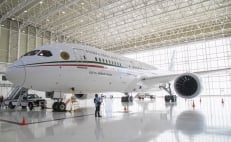 Mexico's presidential plane is so luxurious the UN hasn't been able to sell it