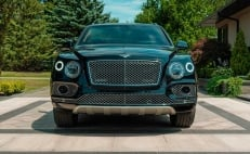 INKAS presenta Bentley Bentayga totalmente blindado