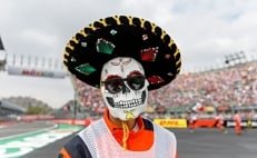 Formula 1 sets the date for Mexican Grand Prix